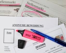 Anonyme Bewerbungen: Kandidat ohne Eigenschaften – Arbeitswelt – FAZ